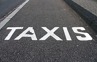 Taxis Max in Morges, Switzerland and abroad